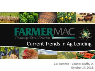 Current Trends in Ag Lending