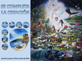 SE COMPLETA LA CREACIÓN