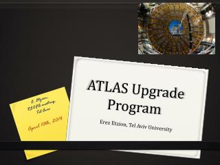 ATLAS Upgrade  Program