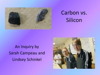 Carbon vs. Silicon