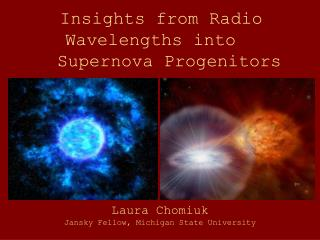 Insights from Radio Wavelengths into 		Supernova Progenitors