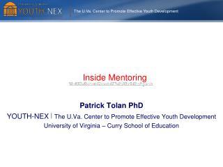 Inside Mentoring