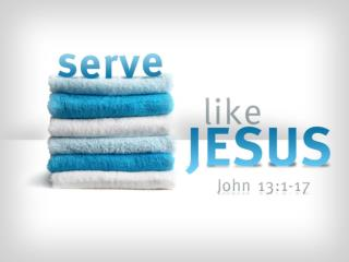 Called to Serve Session 1