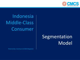 Indonesia Middle-Class Consumer