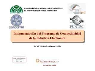 C mara Nacional de la Industria Electr nica de Telecomunicaciones e Inform tica