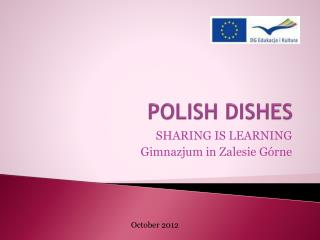 POLISH DISHES