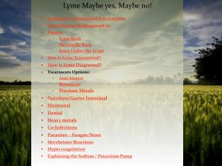 Symptoms: common and less common Lyme Disease Misdiagnosed as Photos: Lyme Rash  Bartonella  Rash