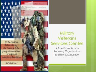 Military Veterans Services Center