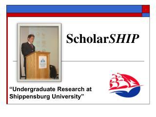 Scholar SHIP