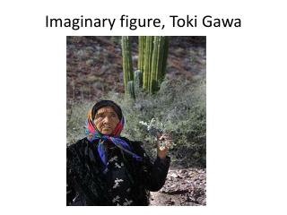 Imaginary figure, Toki  Gawa