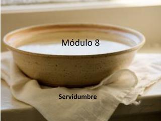 Módulo  8