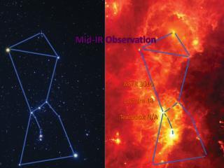 Mid-IR Observation
