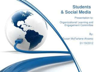 Students  & Social Media