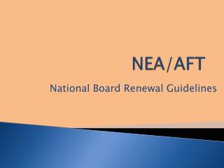 NEA/AFT