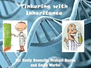 Tinkering with Inheritance