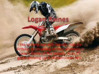Logan Raines