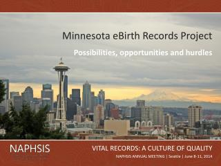 Minnesota eBirth Records Project