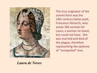 Laura de Noves