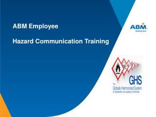 ABM Employee Hazard Communication Training