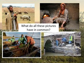 What do all these pictures have in common?