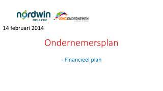 Ondernemersplan
