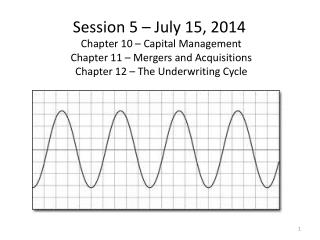 Session 5 –  July 15, 2014