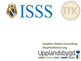Stephen  Hinton  Consulting Stephenhinton