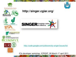 singer.cgiar/