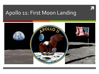 Apollo 11: First Moon Landing