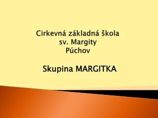 Cirkevná základná škola  sv. Margity Púchov