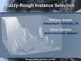 Fuzzy-Rough Instance Selection