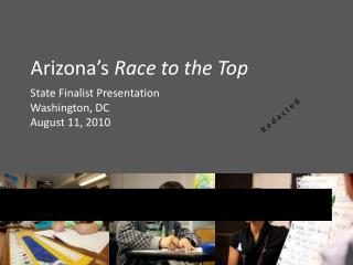 Arizona s Race to the Top