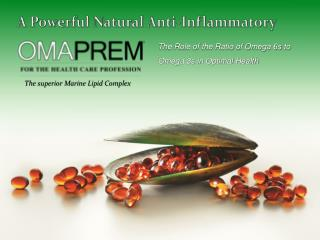 A Powerful Natural Anti-Inflammatory
