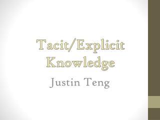Justin  Teng