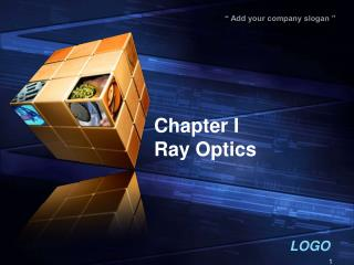 Chapter  I Ray Optics
