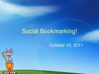 Social Bookmarking!