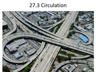 27.3 Circulation