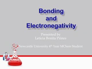 Bonding  and  Electronegativity