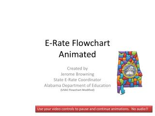E-Rate Flowchart Animated