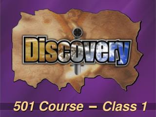 501  Course