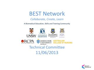 BEST Network Collaborate ,  Create ,  Learn