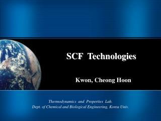 SCF  Technologies