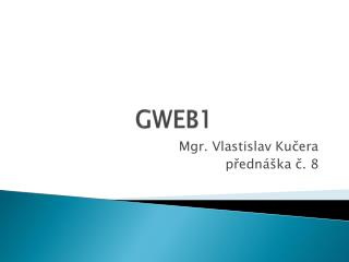 GWEB1