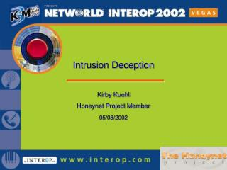 Intrusion Deception