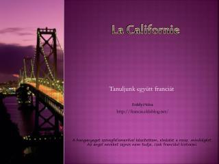 Tanuljunk együtt franciát