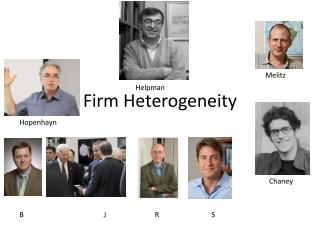 Firm Heterogeneity