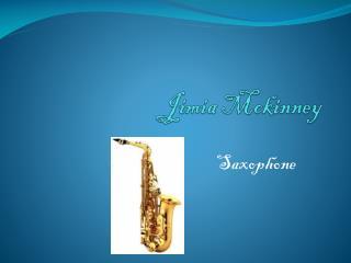 Jimia Mckinney