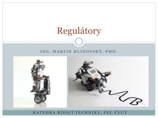 Regulátory