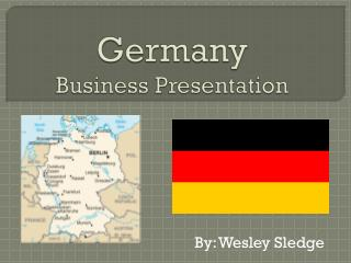 Germany Business Presentation