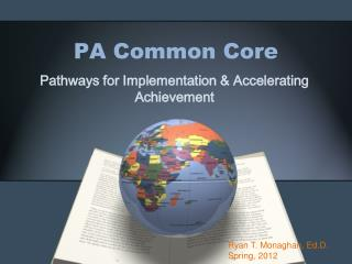 PA Common Core